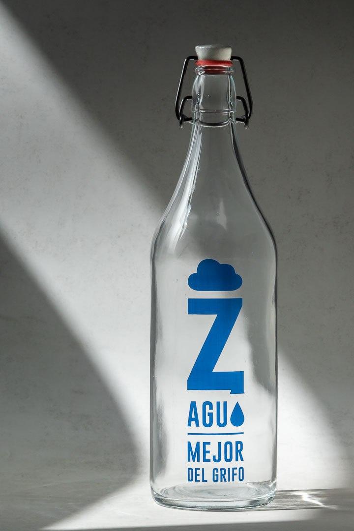 botella zaragoza